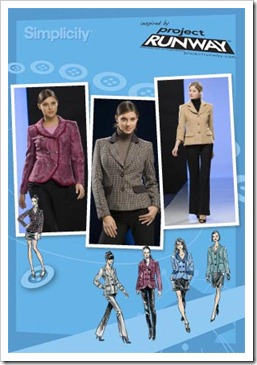 Somplicity Jacket in different style - Wardrobe essential!