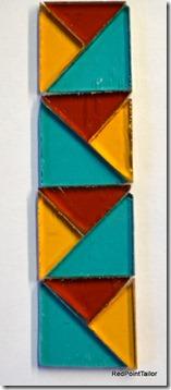Working on Art Deco inspired Pendant