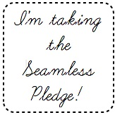 I am taking the Seamless Pledge