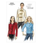 V8161 jacket Vogue pattern
