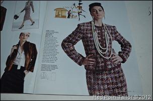 Burda Classic's jacket