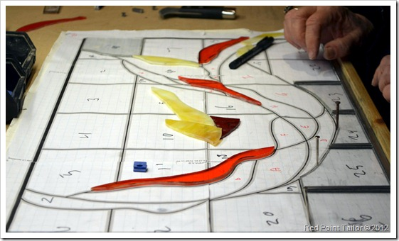 Stained glass workshop–follow up part 2