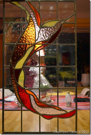 Stained Glass workshop - Glass-in-lood workshop