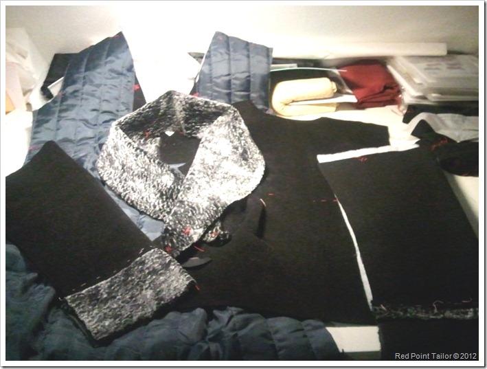 Jacket Butterick 5424