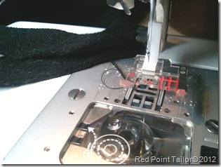 Sewing machine making issues