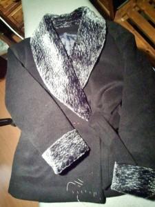 Winter Jacket Butterick pattern