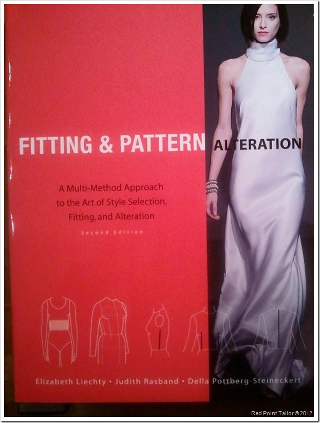 'Fitting & pattern alteration'