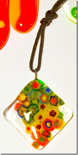 Glass Fusion Jewellery