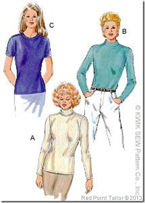 sewing, MariaDenmark pattern, Day-To-Night-Drape-Top, Kwik Sew, Kwik Sew pattern, skirt, top, kick pleat, blind zip