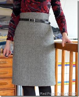 Vogue pattern 7799 blouse top jersey wardrobe essentials