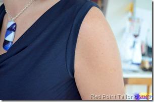 Day-To-Night Drape Top MariaDenmark wardrobe essentials