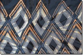Jersey lycra fabric top