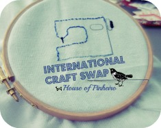 International Craft Swap