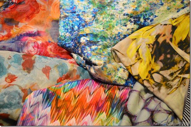 fabric summer  tops stoffen spektakel zwolle cotton silk viscose