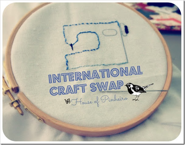 The International Craft Swap– the surprise has arrived!