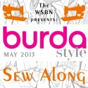 Burda Magazine Sew Along