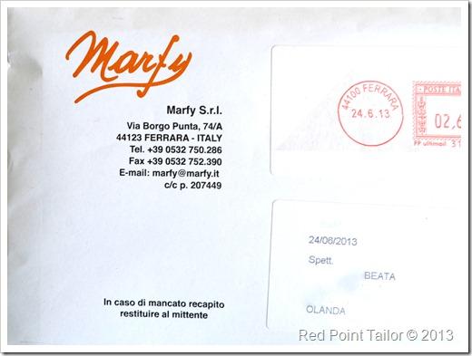 Marfy pattern dress 3069_2