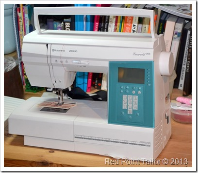 sewing machine web site