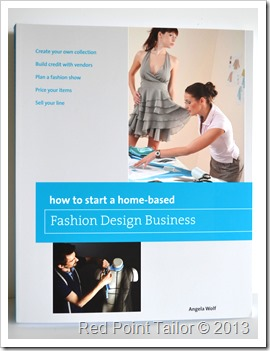 How to start a home-based Fashion Design Business by Angela Wolf