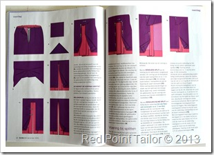 Burda Style – Zelfmaakmode Stap  voor Stap