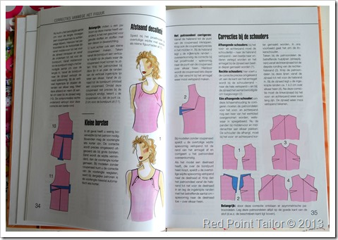 'Burda – Naaien is niet moeilijk' (Burda – Sewing is not difficult).