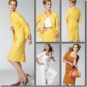Vogue 8766 (in my pattern stash)