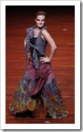 Impressions from the Fashion show Horst Couture 'Gathering'