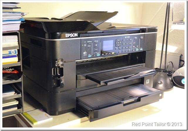 EPSON printer A4-A3 WF7572
