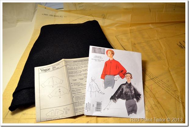 Vintage 1950 Vogue Jacket