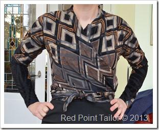 Pavlova Top long sleeves