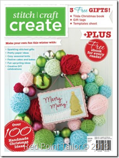 Stitch Craft Create Bookazine Autumn/Winter