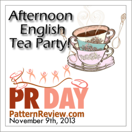 Apeldoorn PatternReview Day High Tea on 9 November
