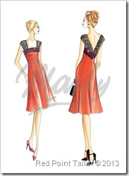 3146_2 Marfy added to online shop 6 new fabulous patterns from the Collection 2013/2014