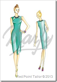 3165_2 Marfy added to online shop 6 new fabulous patterns from the Collection 2013/2014