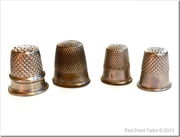 thimble sewing supplies