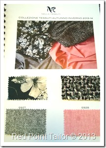 The newest fabric catalogue of Tessut