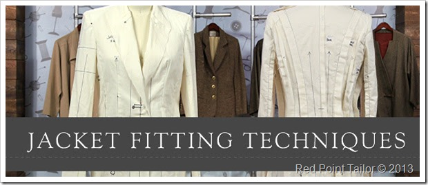 Custom Fit Jacket Patterns to Complement Your Body
