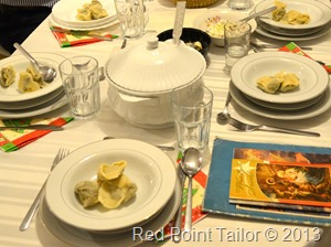 the traditional Polish Christmas Eve dishes