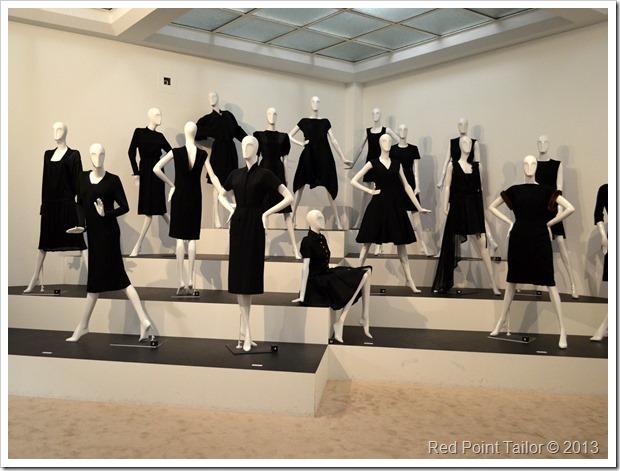 The Chanel Legend exhibition The Gemeentemuseum Den Haag LBD Little Black Dress