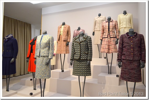 The Chanel Legend exhibition The Gemeentemuseum Den Haag