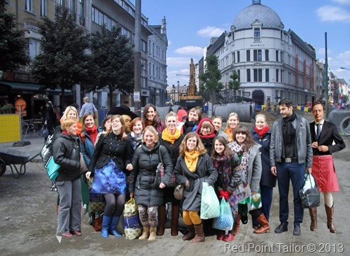 The second Bloggers meeting took place on January 18th 2014 in Antwerp (Belgium)