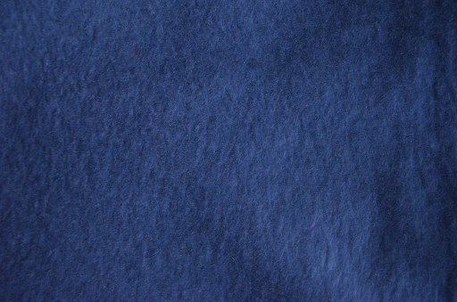 Dark Blue boiled wool