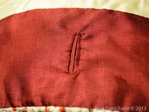 French Jacket by Red Point Tailor couture