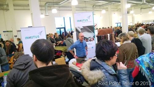 MATERIALENBEURS 2014 (A Materials Fair) Utrecht, Saturday, January 11, 2014