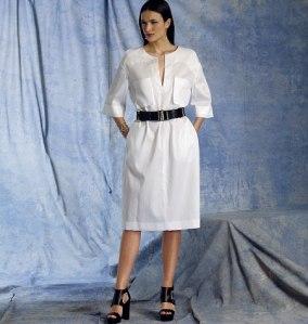 V1400_dress Vogue Patterns Summer 2014 collection