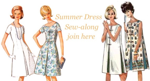 The Summer Dress sew-along