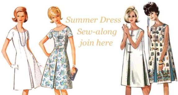The Summer Dress sew-along