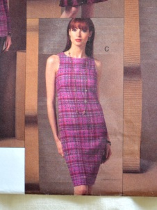 V2888 Vogue Dress