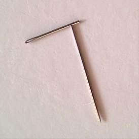Broken needle