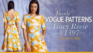 Inside Vogue PatternsV1397